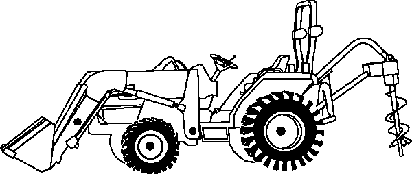 tractor coloring pages 11,printable,coloring pages