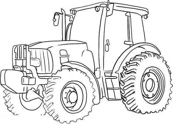 tractor coloring pages for kids,printable,coloring pages