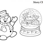 19 Merry Christmas Coloring Pages - Print Color Craft Pages