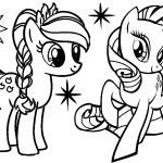 23 My Little Pony Coloring Pages for Girls: Printable PDFs