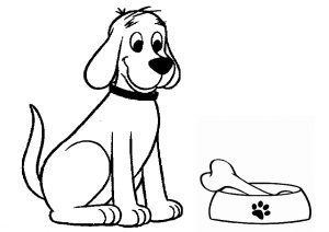 10 Printable Dog Coloring Pages: PDF