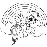 23 My Little Pony Coloring Pages: Printable PDF