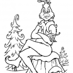 15 Grinch Coloring Pages for Christmas