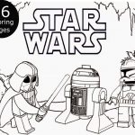 20 Star Wars Coloring Pages: Star Wars All Characters