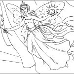 18 Cute & Beautiful Fairy Coloring Pages (Updated)