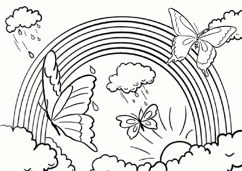 coloring pages : Free Butterfly Coloring Pages For Adults Fresh ... | 595x842