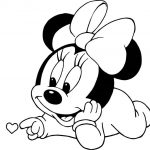 36 Printable Minnie Mouse Coloring Pages for Girls