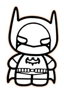 18 Batman Coloring Pages: Superhero Coloring PDFs