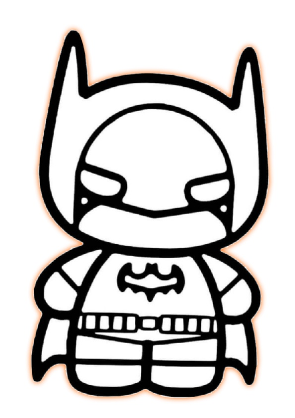 Batman : Coloring pages, Videos for kids, Drawing for Kids, Kids ... | 842x595