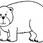 17 Bear Coloring Pages: Printable PDF