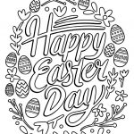 83 Best Easter Coloring Pages | Free Printable PDFs to Download | 150x150
