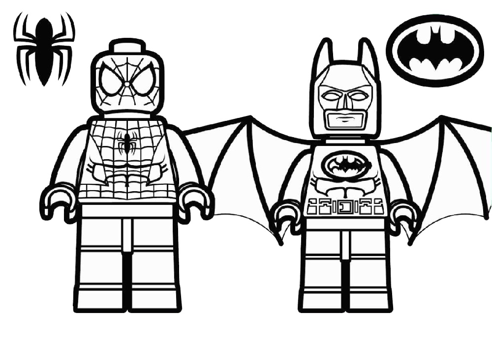 Free Printable Batman Coloring Pages: DC Comics » Print ...