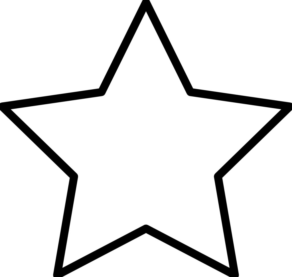 stars coloring pages 2