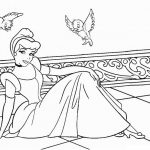21 Cinderella Coloring Pages: Disney Princess PDF