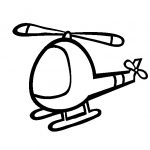 16 Helicopter Coloring Pages: All Categories Helicopters