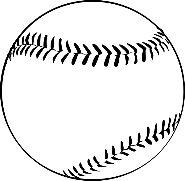 baseball coloring pages 3