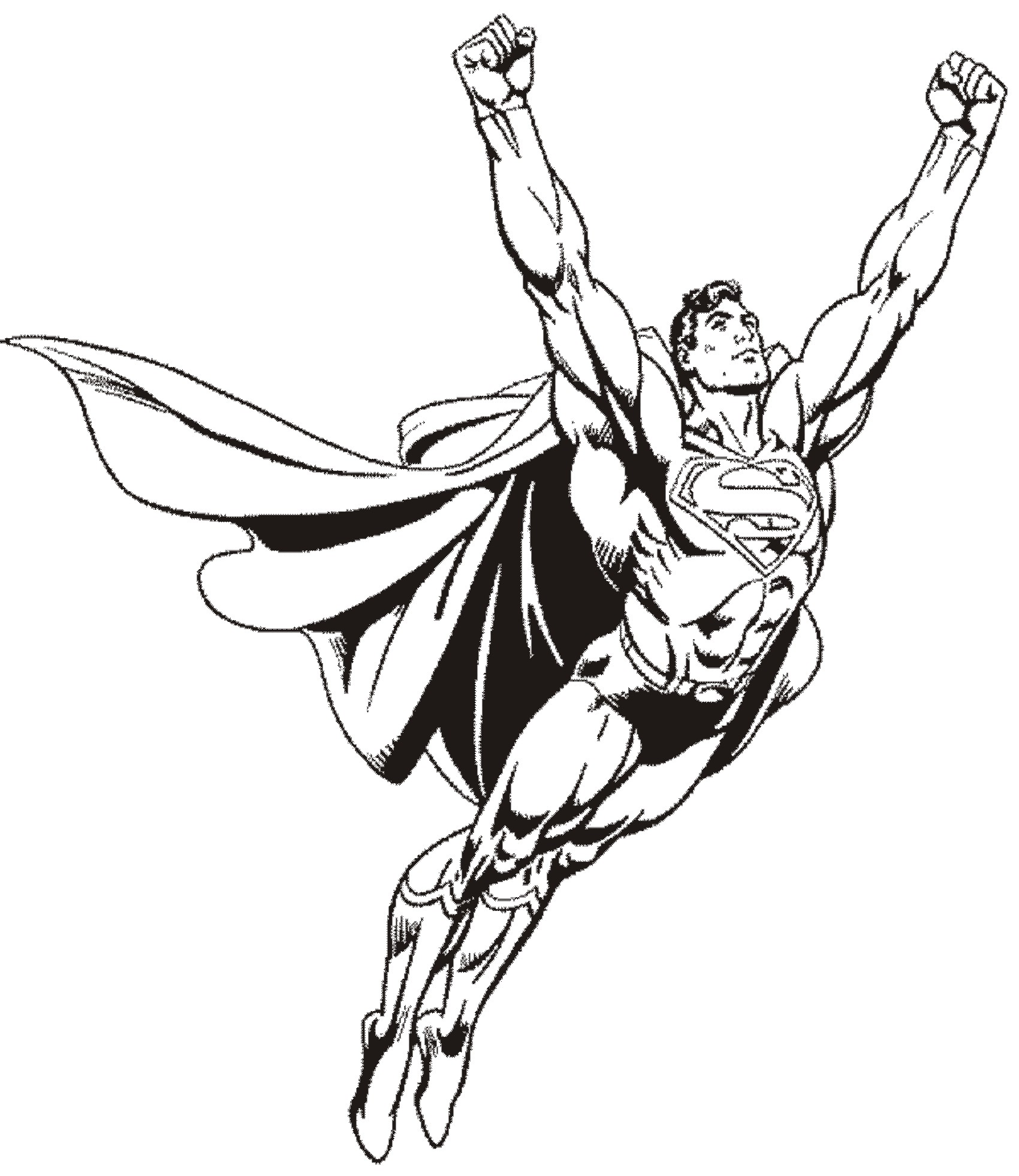 Coloring Pages Super Man Coloring Page superman coloring pages and pictures of man steel print color comic