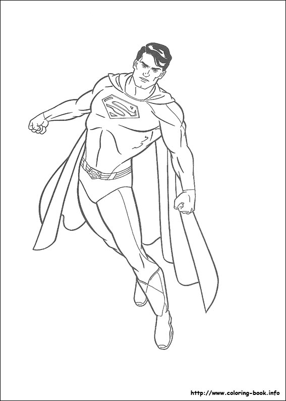 superman coloring pagesprintablecoloring pages