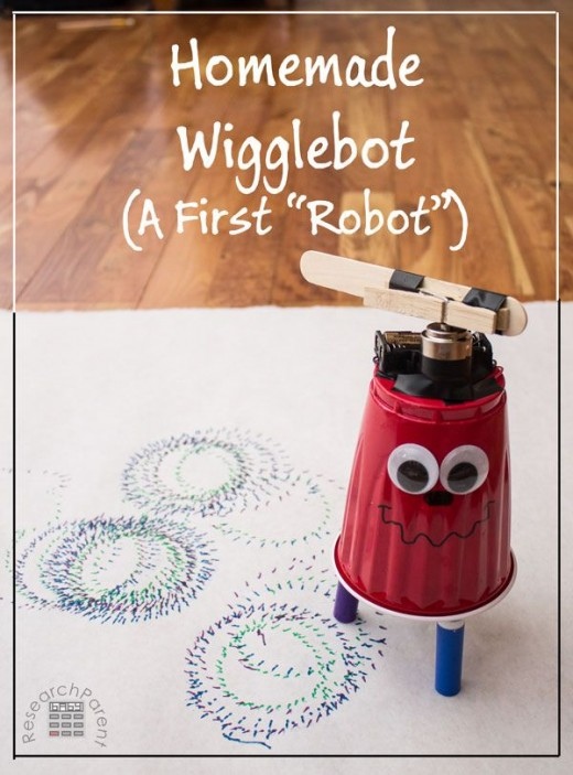 Robot-Crafts