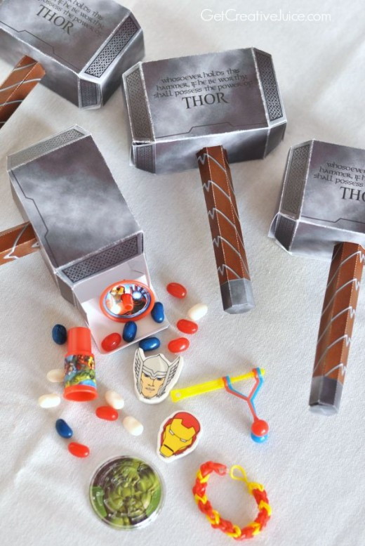 Thor-birthday-party