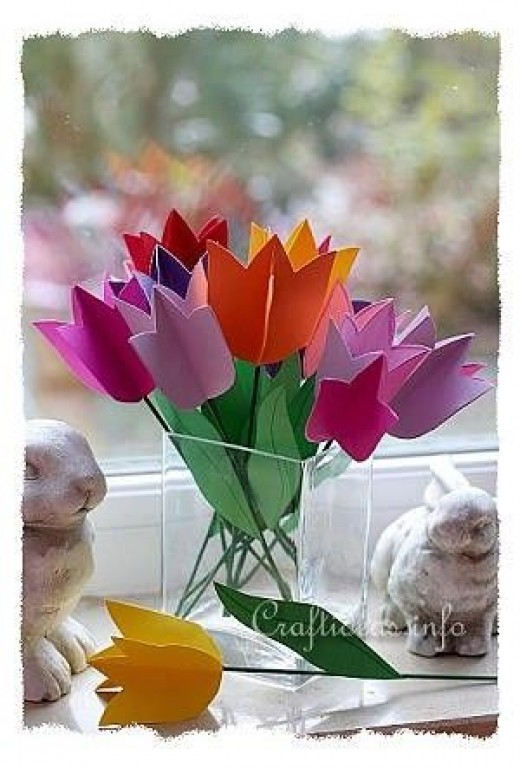 Tulips-Crafts