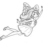 Barbie Coloring Pages for Girls: 87 Printable PDF Pages
