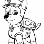 27 Paw Patrol Coloring Pages: Printable PDF