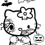 92 Spooky Halloween Coloring Pages No Wooky 26 Ghost