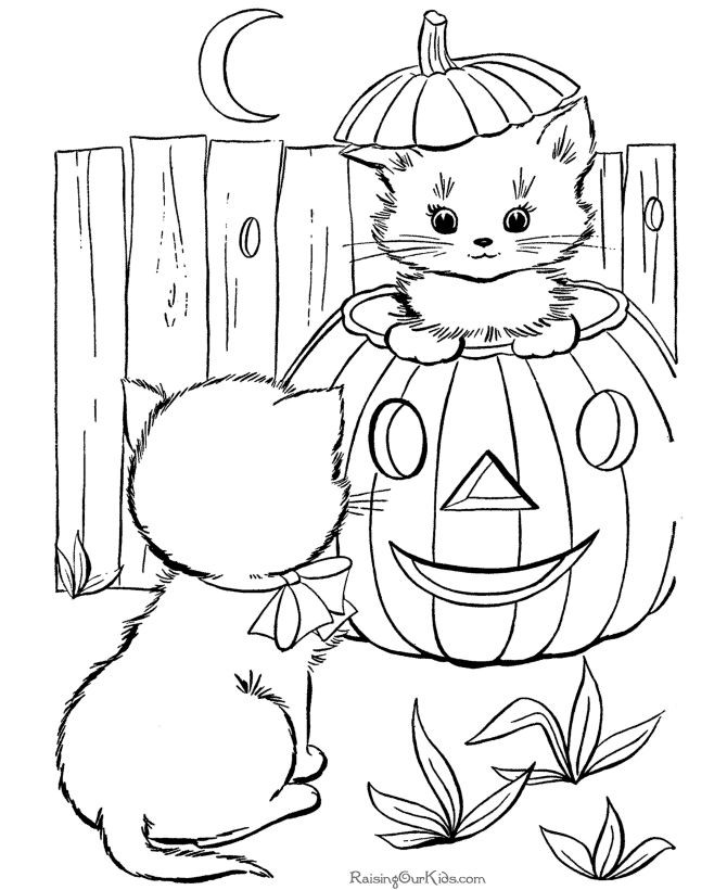 Cute Printable Coloring Sheets